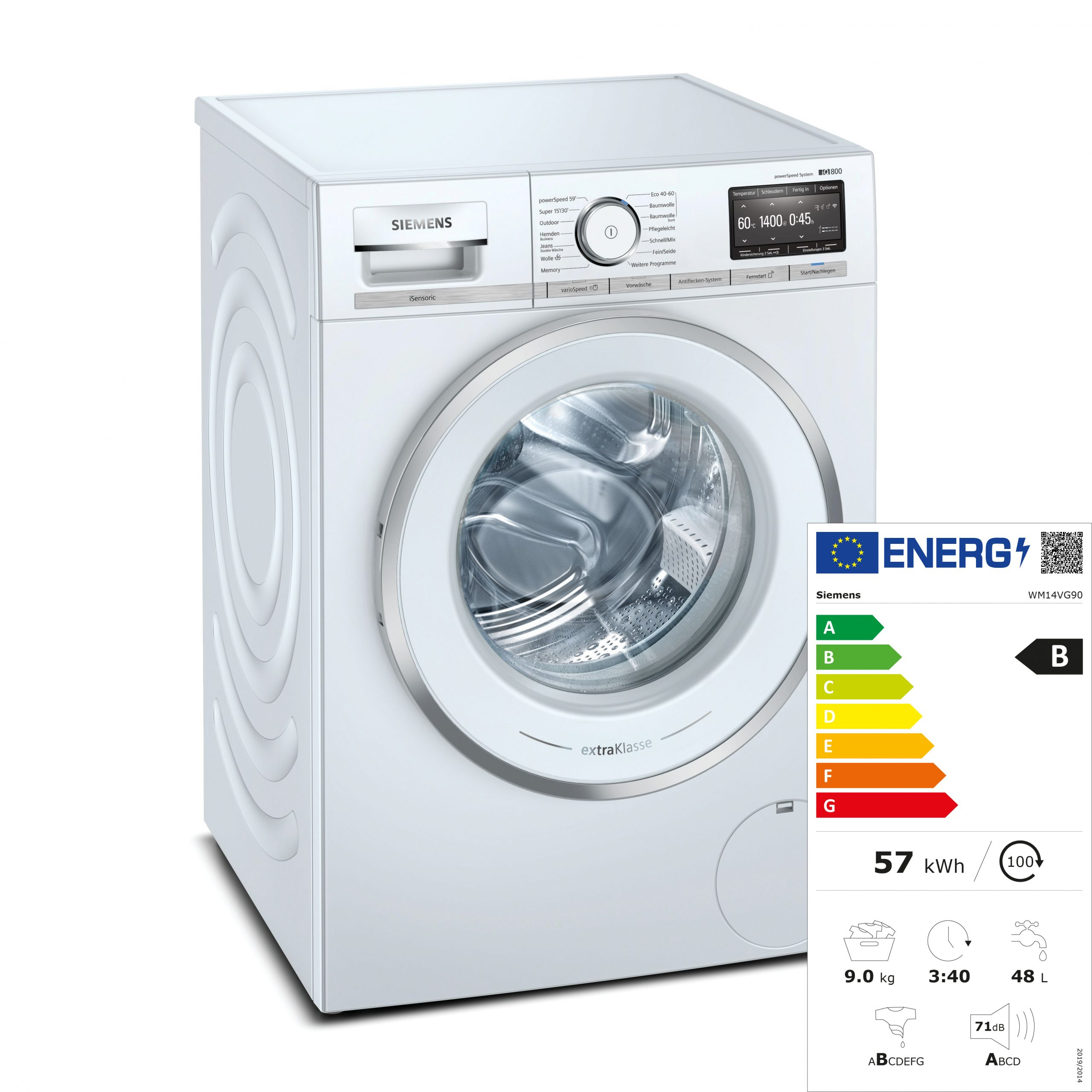 Siemens WM14VG90