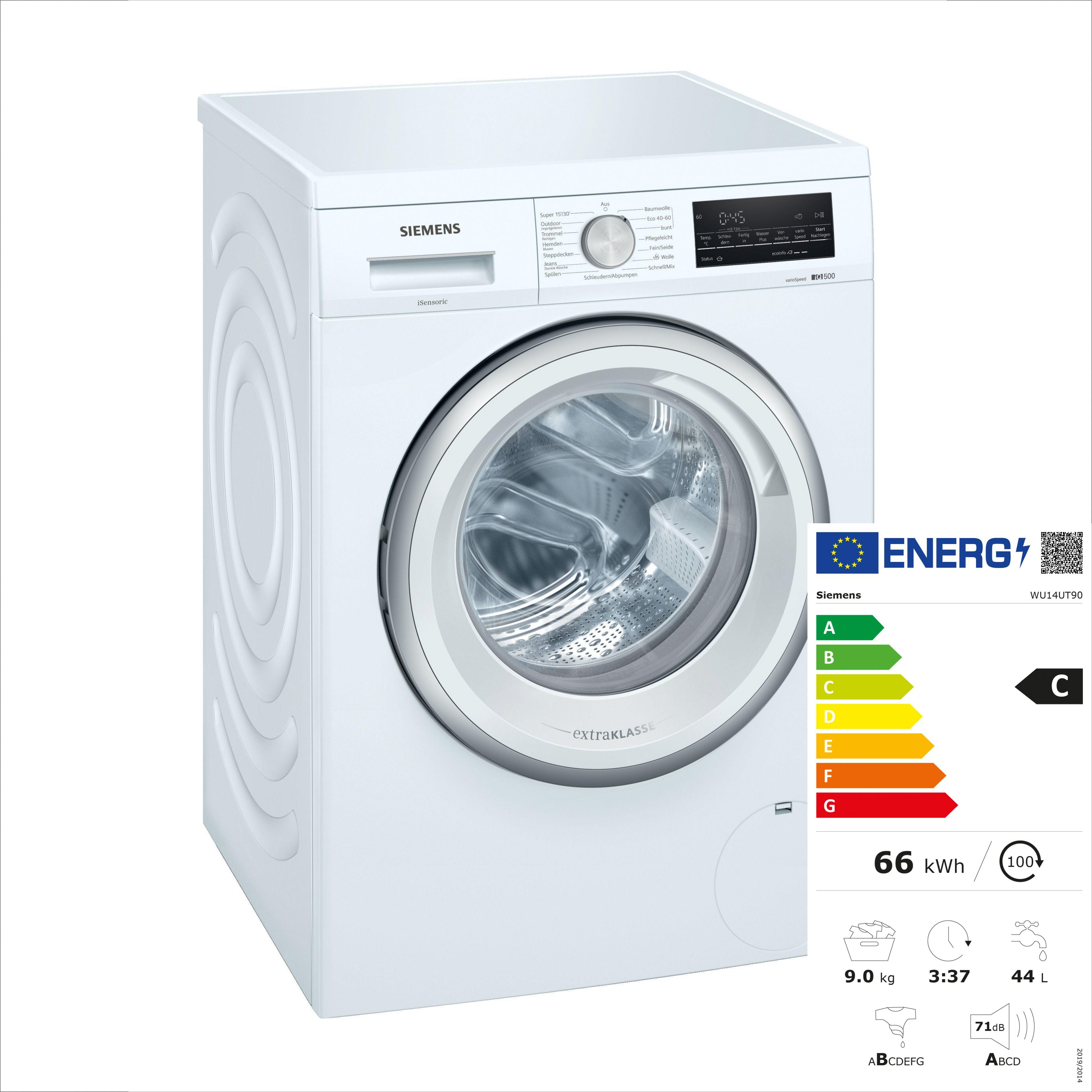 Siemens WU14UT90