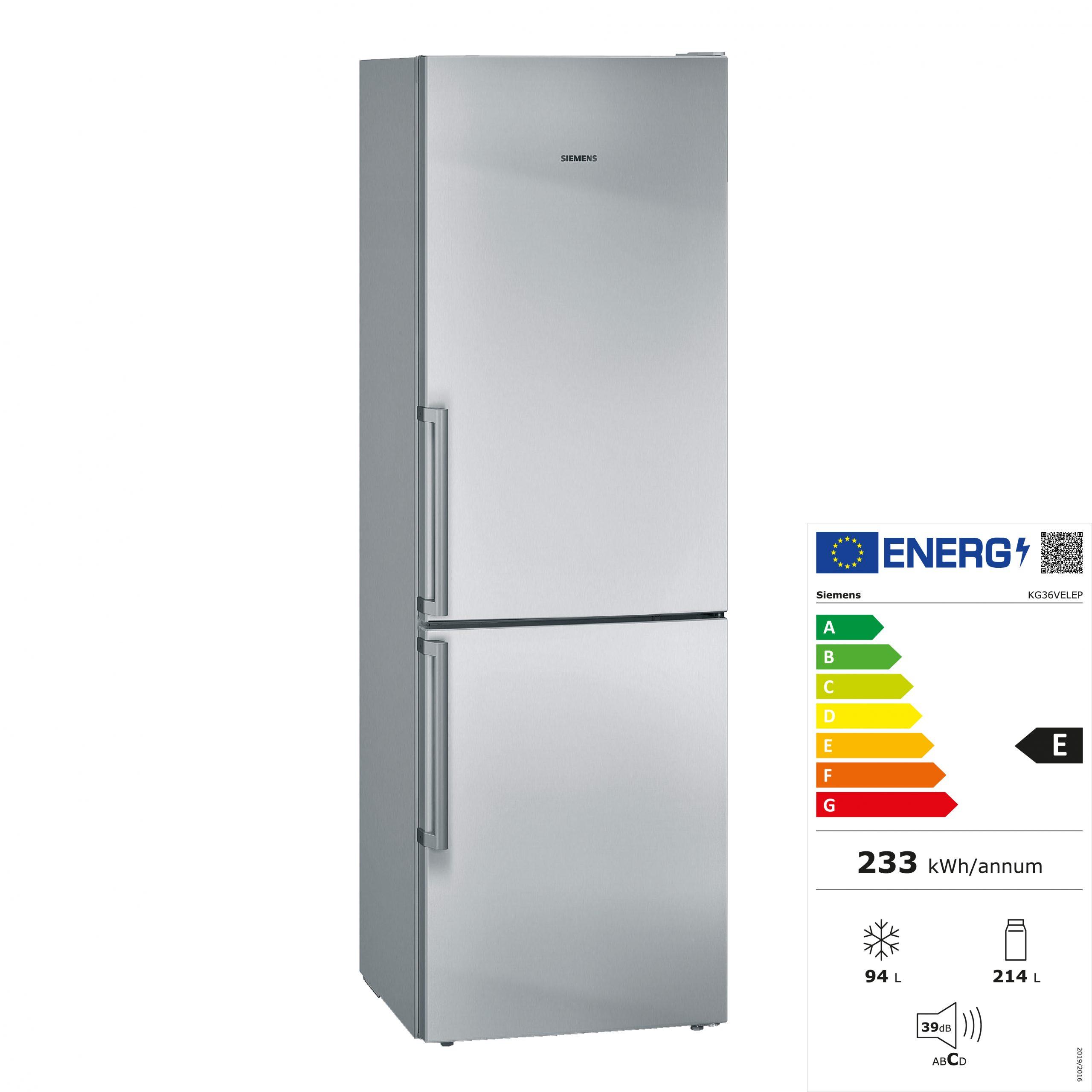 Siemens KG36VELEP